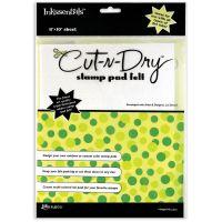 Inkssentials Cut-N-Dry Stamp Pad Felt NOTM328237