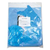 Unimed Econo PPE Kit, 7 Pieces, 9 x 12 UMIKITEPPE