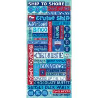 Cruise Stickers Packaged NOTM349207