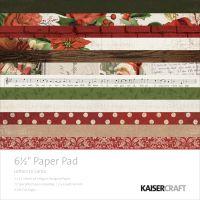 "Kaisercraft Paper Pad 6.5""X6.5"" 40/Pkg NOTM035433"