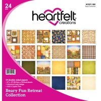 "Heartfelt Creations Double-Sided Paper Pad 12""X12"" 24/Pkg NOTM213137"