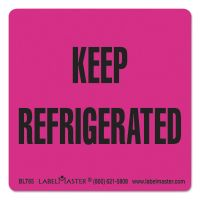 LabelMaster Warehouse Self-Adhesive Label, 3 x 3, KEEP REFRIGERATED, 500/Roll LMTBLT65