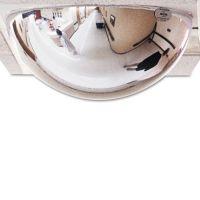 "See All T-Bar Dome Security Mirror, 24"" dia. SEEPVTBAR2X2"