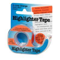 """Fluorescent Highlighter Tape .5""""X720"""" NOTM017412"""