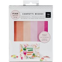 Confetti Wishes Card Kit NOTM366025