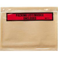 3M Packing List/Invc. Enclosed Top Print Envelopes MMMT3