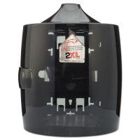 2XL Contemporary Wall Mount Wipe Dispenser, Smoke Gray TXLL80
