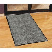 Genuine Joe Silver Series Indoor Walk-Off Floor Mat GJO56462