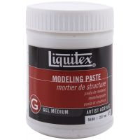Liquitex Modeling Paste Acrylic Gel Medium NOTM451721