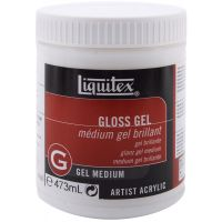 Liquitex Gloss Acrylic Gel Medium NOTM451725