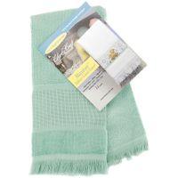"""Maxton Velour Guest Towel 14 Count 12""""X19.5"""" NOTM350794"""