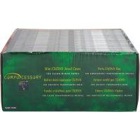 Compucessory Slim CD/DVD Jewel Cases CCS55401