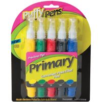 Puffy Paint Pens .63oz 5/Pkg NOTM136084
