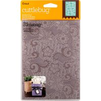 "Cuttlebug 5""X7"" Embossing Folder NOTM201419"