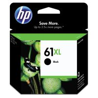 HP 61XL, (CH563WN) High Yield Black Original Ink Cartridge HEWCH563WN