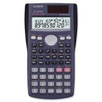 Casio FX300MS 10-dgt 2-line Scientific Calculator CSOFX300MSPLUS