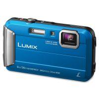 Panasonic Lumix TS30 16 Megapixel Compact Camera - Blue PANDMCTS30A