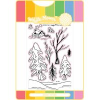 Waffle Flower Stamp & Die Set NOTM323370