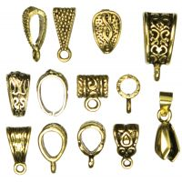 Jewelry Basics Metal Findings 13/Pkg NOTM150774