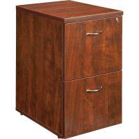 Lorell Ascent 2-Drawer Mobile File Cabinet LLR68713
