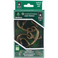 Hanayama Cast Puzzles NOTM034903