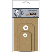 Fundamentals Tags 24/Pkg NOTM276593