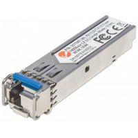 Intellinet Gigabit Fiber WDM Bi-Directional SFP Optical Transceiver Module SYNX4587646