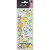 Sticko Puffy Classic Stickers NOTM473452
