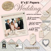 Paper Pizazz Paper & Accents  NOTM284084