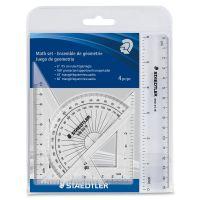 Staedtler 4 Piece Math Set STD569WP4