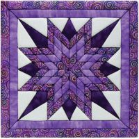 Starburst Quilt Magic Kit NOTM464478