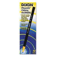 Dixon China Marker, Blue, Dozen DIX00080