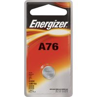 Energizer A76 Watch/Electronic Battery EVEA76BPZCT