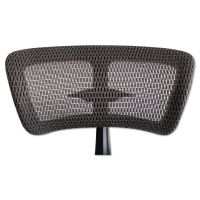 Alera EQ Series Headrest, Mesh, Black ALEEQHR18