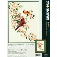 Dimensions Crewel Embroidery Kit NOTM237556