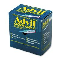 Advil Liqui-Gels, Two-Pack, 50 Packs/Box PFI016902