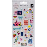 Paige Evans Pick Me Up Puffy Stickers NOTM343236