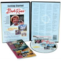 Getting Started W/Bob Ross DVD NOTM455990