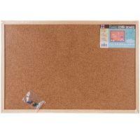 """Darice Framed Cork Memo Board 16""""X24"""" NOTM448126"""