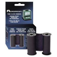 Acroprint 200106002 Print Time Recorder Ribbon, Blue ACP200106002