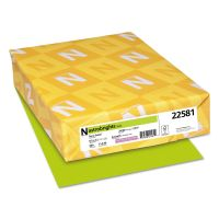 Astrobrights Color Paper, 24 lb, 8 1/2 x 11, Terra Green, 500 Sheets/Ream WAU22581