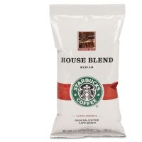 Starbucks Ground Coffee, House Blend, Medium Roast, 2.5 oz, 18 Packs SBK11018190