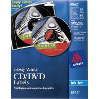 Avery&reg CD Labels AVE8942