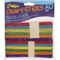 Darice Jumbo Craft Sticks NOTM158968