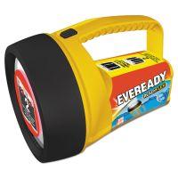 Eveready Readyflex Floating Lantern, 2 D, Yellow/Black EVEEVFL45S