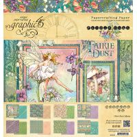 """Graphic 45 Double-Sided Paper Pad 8""""X8"""" 24/Pkg NOTM283439"""