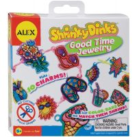 Shrinky Dinks Good Time Jewelry Kit NOTM407426