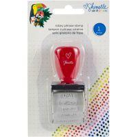 Shimelle Box Of Crayons Roller Stamp NOTM368334