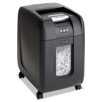 Swingline Stack-and-Shred 230X Auto Feed Super Cross-Cut Shredder, 230 Sheet Capacity SWI1757573