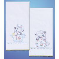 Tobin Stamped Kitchen Towels NOTM050010